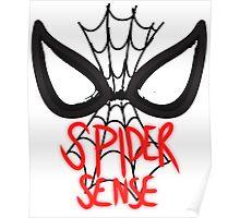 CARTOONS-Spider Sense Poster