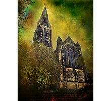 St Margaret's Church, Horsforth. Photographic Print