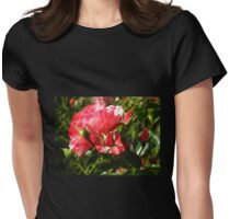 Grimaldi Rose #1 Womens Fitted T-Shirt