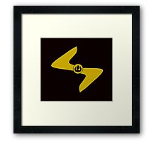 Lightning Clan Framed Print