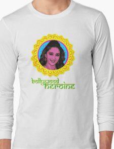 Bollywood Heroine: Madhuri Long Sleeve T-Shirt