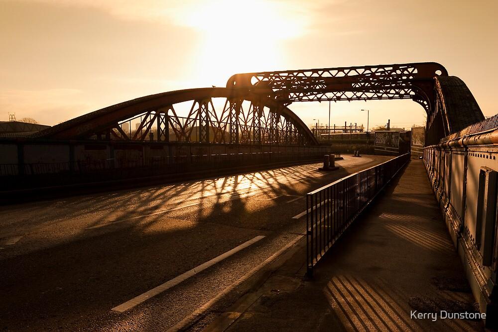 Mitre Bridge, West London by Kerry Dunstone