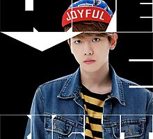 EXO Baekhyun 'Love Me Right' by ikpopstore