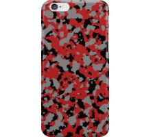 Old Cherry Coke Can Camo iPhone Case/Skin