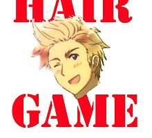 APH Denmark: Hair Game by kali123