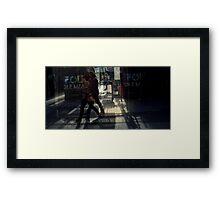Smooth Talker Framed Print