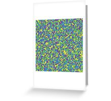 Camo-14 Righteous Funk Greeting Card
