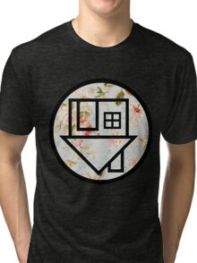 The Neighbourhood (Floral Background) Tri-blend T-Shirt