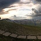 Mam Tor path by johnfinney