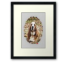 Goodbye Precious Girl Framed Print