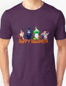 Halloween Night With The Girls T-Shirt