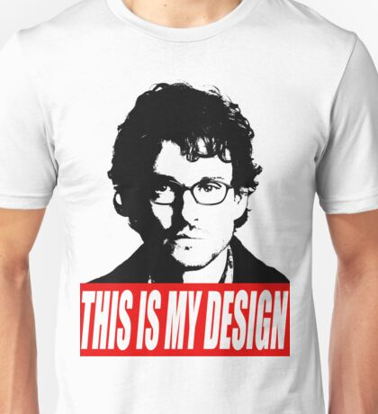 THIS IS MY DESIGN - Hannibal Unisex T-Shirt