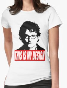 THIS IS MY DESIGN - Hannibal Womens Fitted T-Shirt