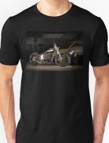 Davo's Custom Honda Bobber T-Shirt