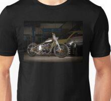Davo's Custom Honda Bobber Unisex T-Shirt