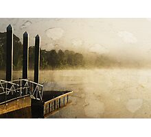 Manning River at Wingham Brush Photographic Print