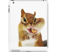 """""""Would you have a SMALLER peanut?..."""" iPad Case/Skin"""