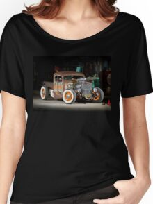 Jason Davidson's 1935 Ford Pickup Women's Relaxed Fit T-Shirt