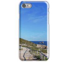 Spring morning at Rottnest iPhone Case/Skin