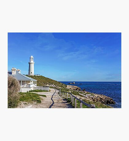 Spring morning at Rottnest Photographic Print