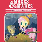 Mazes & Mares by OmegaOzone