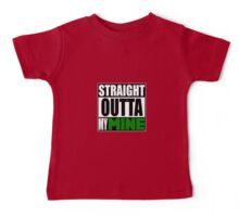 Minecraft - Straight Outta My Mine Baby Tee