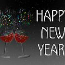 Happy New Year! by bicyclegirl