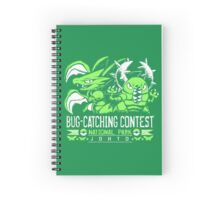 Bug Catcher Spiral Notebook