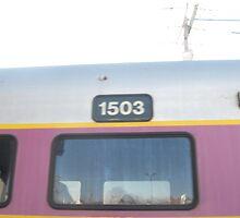 1503 MBTA Commuter Rail by Eric Sanford