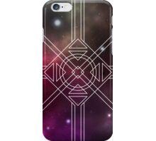 Nebula Symmetry iPhone Case/Skin