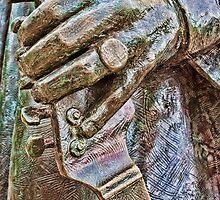 SRV Statue Detail - Austin by David  Guidas