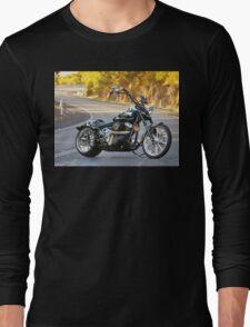 Jeremy's Custom Harley Davidson Long Sleeve T-Shirt
