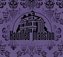 Haunted Mansion by AliceCorsairs