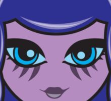 Night Elf Female 1 Custom Character Sticker