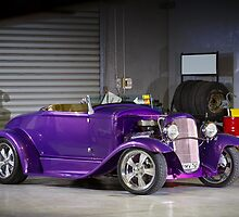 Greg South's 1928 Ford Roadster by HoskingInd