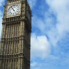 Big Ben, London by bgillies