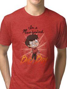 I'm a Misunderstood Bad Boy! Tri-blend T-Shirt