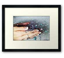 Fairy Dust Framed Print
