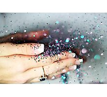 Fairy Dust Photographic Print