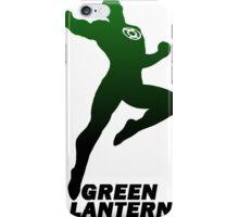 Green Lantern Gradient iPhone Case/Skin