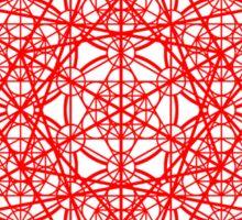 Infinity Cube Sticker