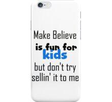 Fun For Kids  iPhone Case/Skin