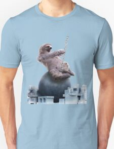 Wrecking Ball Sloth Unisex T-Shirt