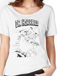 Dr. Horrible's Sing-Along Redbubble Women's Relaxed Fit T-Shirt