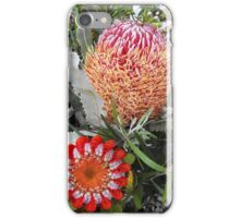 Native Australian Flora iPhone Case/Skin