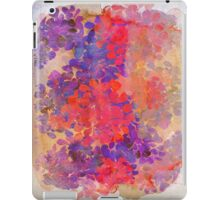 floral composition iPad Case/Skin