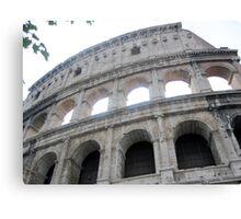 Colliseum - Rome  Canvas Print