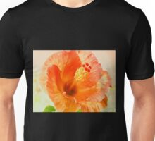 Hibiscus in focus Unisex T-Shirt