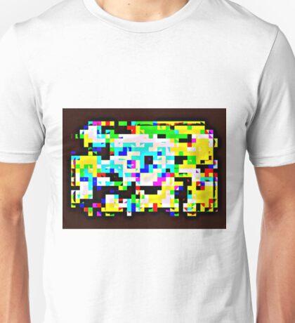 Techno Rainbow Unisex T-Shirt