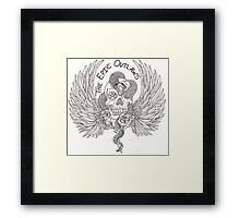 The Epic Outlaws Framed Print